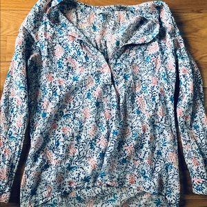 Old Navy peasant shirt